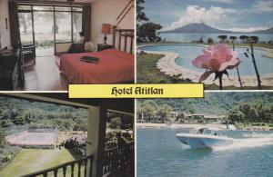 Hotel Atitlan , Panajachel , Solola , Guatemala , 50-70s