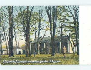 Pre-1907 HISTORIC HOME Schuylerville By Saratoga Springs & Schenectady NY d2264