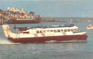 The SR-N6 Hovercraft, Seaspeed, British Rail Hovercraft Limited