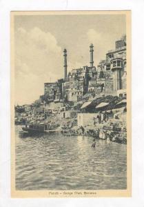 Punch - Ganga Ghat, Benares, India, 00-10s