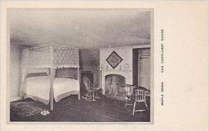 New York Maple Room Van Cortlandt House Albertype