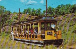 Stony Creek Trolley No 1414 Branford Trolley Museum Connecticut