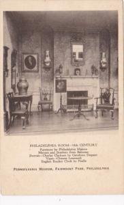 Pennsylvania Philadelphia Philadelphia Room 18th Century Pennsylvania Museum ...