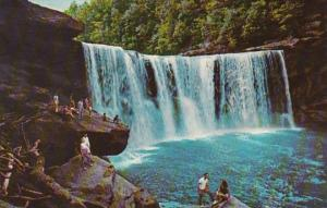 Kentucky Cumberland Falls Cumberland Falls State Park