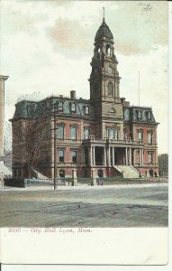 Lynn, Mass., City Hall