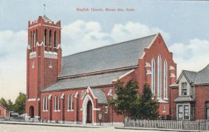 MOOSE JAW , Saskatchewan , Canada , 00-10s; English Church ; Ver-2