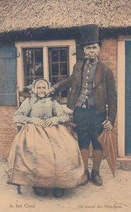 NETHERLANDS , 1900-10s ; In het Gooi , De laatste der Vijfkoppen