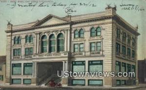Elks' Hall - San Diego, California CA Postcard