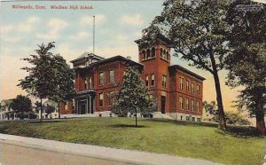 Connecticut Willimantic Windham High School