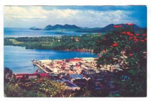 St Lucia, W.I., 40-60s