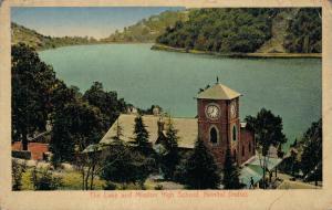 India The Lake and Mission High School Nainital 02.74