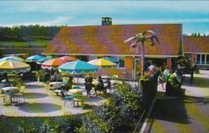 Canada Patio Restaurant Children's Zoo Storyland Valley Edmonton Alberta