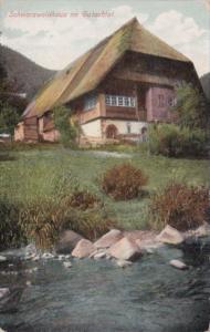 Germany Schwarzwaldhaus im Gutachtal