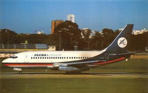 Boeing 737-200 Pluna Uruguay CX-BOP
