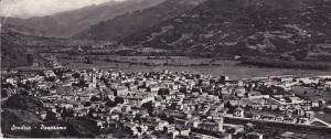 RP: SONDRIO , Italy , 1957 ; Panorama #1