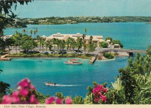 FLATTS INLET, FLATTS VILLAGE, Bermuda , PU-1980