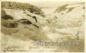 Cataract - American Falls, Idaho ID