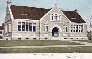 Maine Augusta Lithgow Library