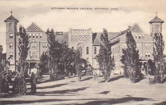 Ottumwa Heights College, Ottumwa, Iowa, 00-10s