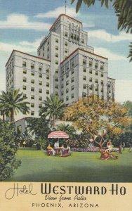 PHOENIX , Arizona , 1948 ; Hotel Western Ho