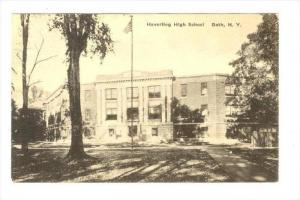 Haverling High School, Bath, New York, PU-1931