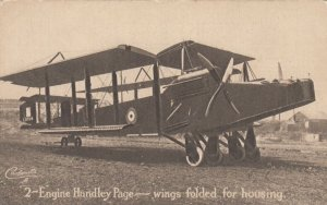 2-Engine Handley Page Airplane , UK , 00-10s : TUCK 4980