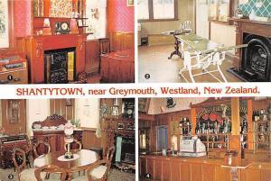 New Zealand Shantytown Near Greymouth Westland Hospital Consulting Room