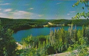 Canada Cluculz Lake British Columbia