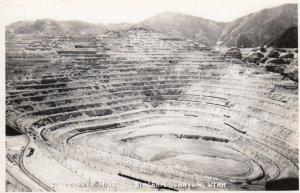 RP: BINGHAM CANYON , Utah , 1930-40s : Copper Mine