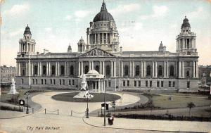Northern Ireland Belfast City Hall