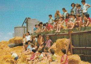 Kibbutz Galon , Israel , 80-90s
