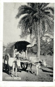Ceylon Bullock Cart Unposted 03.05