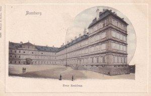 BAMBERG, Bavaria, Germany, 1900-1910's; Neue Residenz