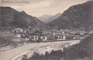 Switzerland Bozen vom Kalvarienberge