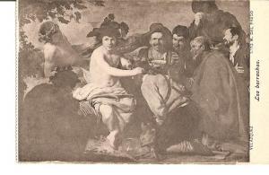 Postal 021135 : Los borrachos, Velazquez