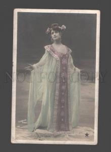 091616 DE LEKA Famous OPERA Signer Dancer PHOTO Stebbing Old
