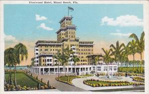 Florida Miami Beach The Fleetwood Hotel