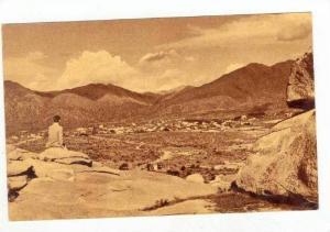 Sierras de Cordoba, Argentina 20-30s  Capilla del Monte
