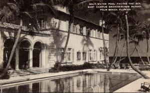Florida Palm Beach Salt Water Pool East Campus Graham-Eckes School