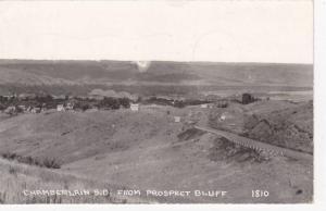 RP, View From Prospect Bluff, Chamberlain, South Dakota, PU-1947