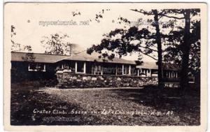 RPPC, Crater Club, Essex on Lake Champlain NY