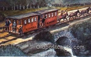 Allegheny Portage Railroad, National Historic Site,  Pennsylvania, PA USA Tra...