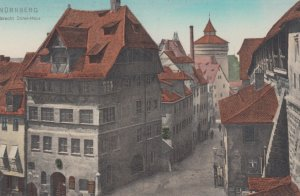 NURNBERG, Bavaria, Germany, 1900-10s ; Albrecht Durer-Haus