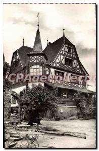 Postcard Old High Barr Restaurant
