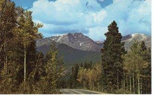 US    PC3978 MT YPSILON & MT FAIRCHILD, ROCKY MOUNTAIN NATIONAL PARK, COLORADO