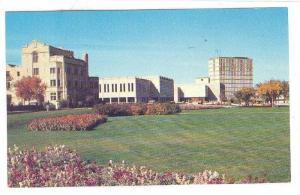 University of  Saskatchewan , SASKATOON , Saskatchewan , Canada , 40-60s