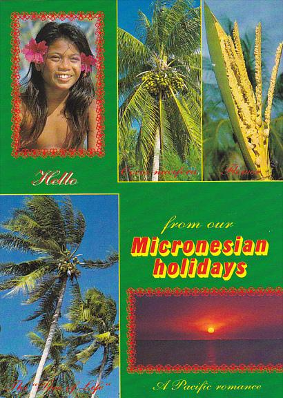 Micronesia Holidays Multi View