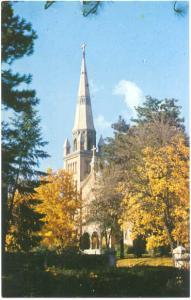 St. Thomas Church, Coeur D'Alene, Idaho, ID, Chrome