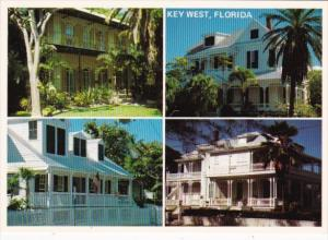 Florida Key West Conch Houses