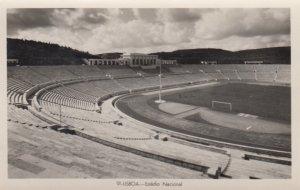 RP: LISBOA , Portugal , 30-40s ; Soccer Stadium